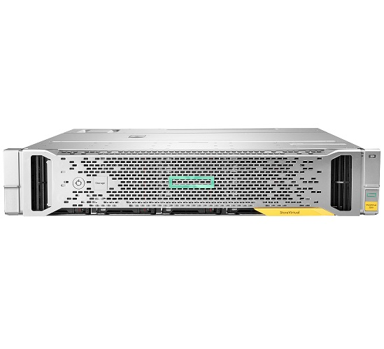 ДИСКОВЫЙ МАССИВ HP HPE STOREVIRTUAL 3200 4-PORT 1GBE ISCSI SFF STORAGE